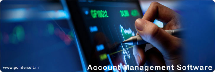 Account Management Software - Account Software - Account Management Software Company Delhi - Account Management Software India