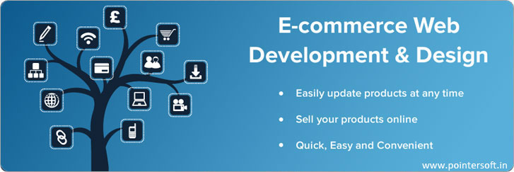 E-Commerce Solution, Ecommerce Website Design Company Delhi