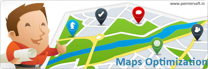 Google Maps Optimization, Maps Optimization, Google Places Optimization, Google Local Maps Optimization
