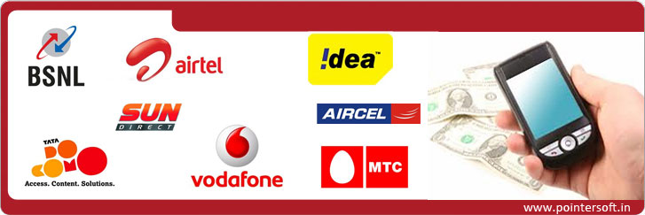 Mobile Recharge Distributor - Mobile Recharge Retailer