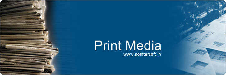 Print Media - Advertising Agency in India - Print Media Company Delhi - Best Print Media Company - Printing - Print Media Delhi